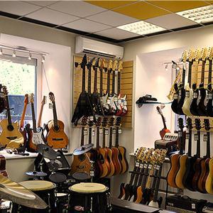 Музыкальные магазины Чапаевска