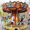 Парки культуры и отдыха в Чапаевске