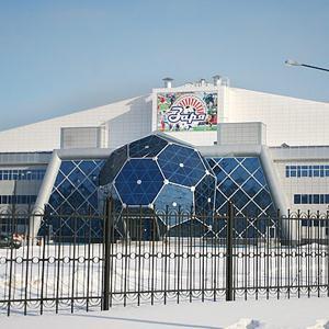 Спортивные комплексы Чапаевска